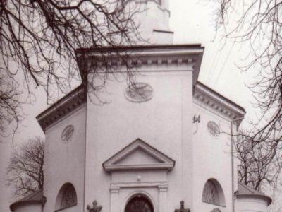Historické snímky kostela